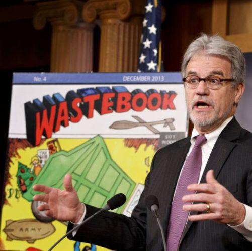 Former Senator Tom Coburn Decries Efforts To Raise State Taxes