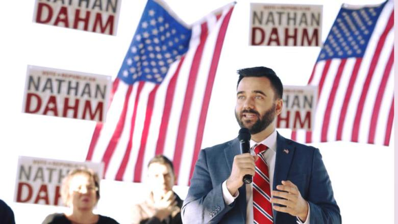 Nathan Dahm Announces Run for Congress