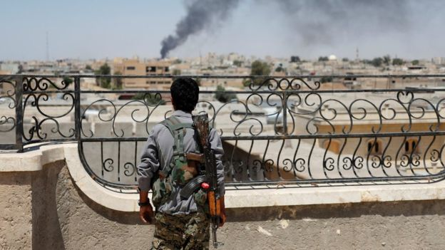 The First Shots of America's New War for Eastern Syria Have Already Been Fired