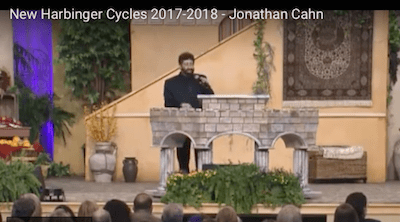 New Harbinger Cycles 2017-2018 – Jonathan Cahn