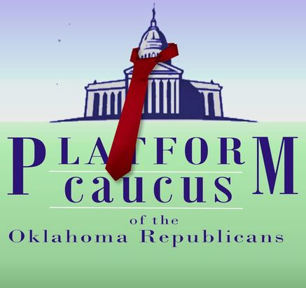 Platform Caucus Holds Tulsa Meeting With Voters