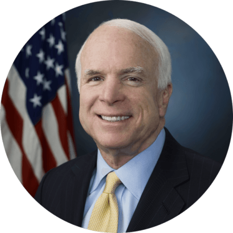 R3publicans: What Should Be Done To RINOs Like John McCain That Betray Us Over And Over Again?