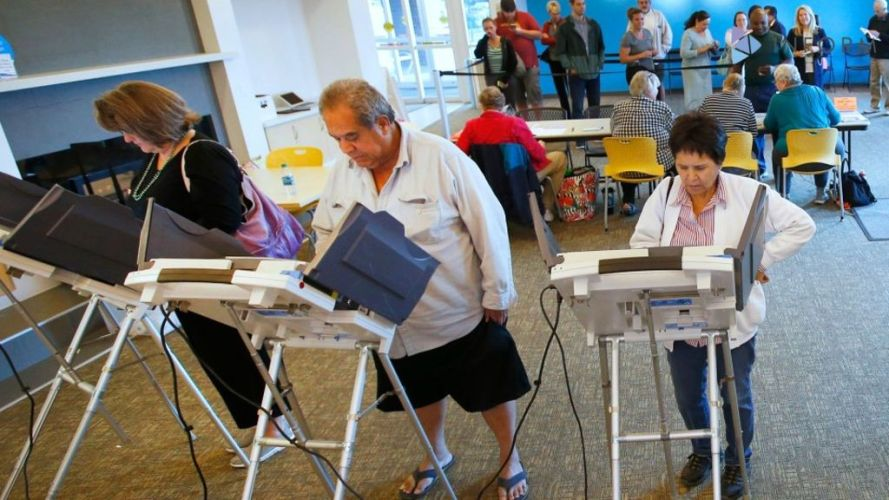 R3publicans: Hackers break into voting machines in 90 minutes