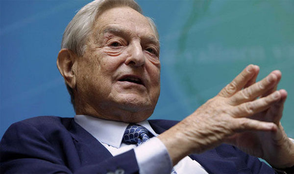 R3publicans: Is George Soros Behind This Plot to Topple Trump?