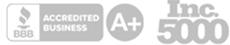 Better Business Bureau A+ | Inc 500