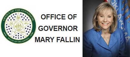Gov. Fallin plans to call Special Session beginning Sept. 25th