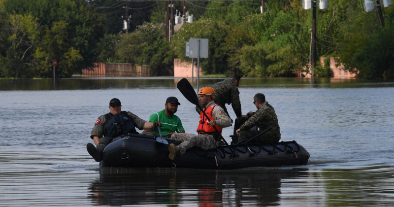 Government 'Aid' Makes Disasters Worse