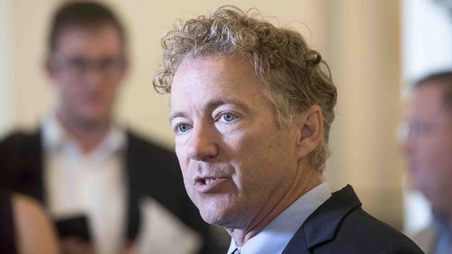 Rand Paul criticizes GOP tax plan