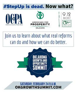 MuskogeePolitico:  Coburn headlining 'Growth and Opportunity Summit' in Tulsa Saturday