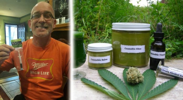 FGST:  50-Year-Old Man Cures Lung Cancer With Cannabis Oil, Stuns CBS News