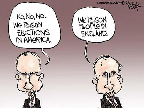 Choose Your Putin Poison