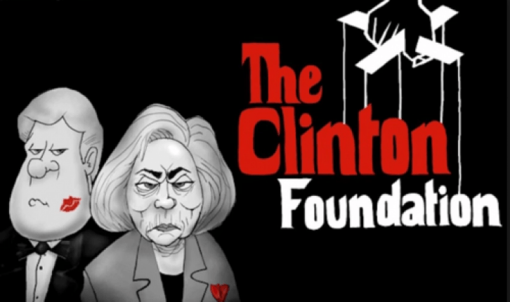 R3publicans:  Former CIA Officer Exposes Clinton Charity Fraud as Biggest Scandal in US History