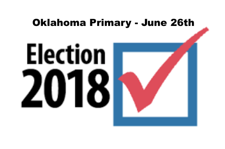 My Sample Ballot in Washington County Oklahoma for the Primary Election on June 26 2018