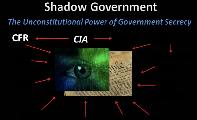 R3publicans:  CIA Officer And Whistleblower Kevin Shipp Exposes The US Shadow Government