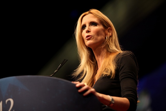 R3publicans:  Abolish ICE? Ann Coulter Wants To Disband The FBI