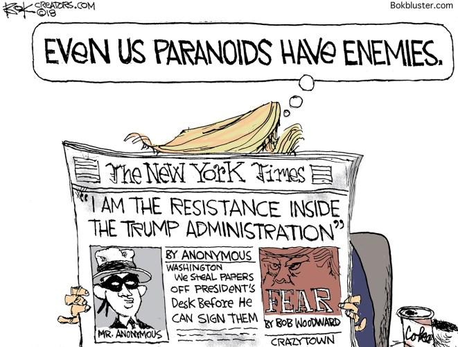 President's Paranoia