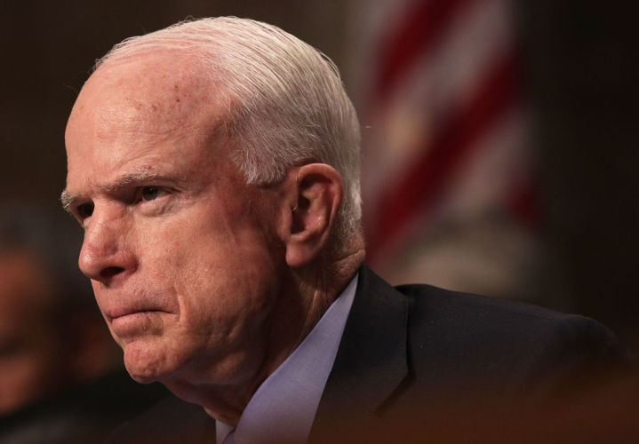 Spectator on John McCain: The Man from Nowhere who Unleashed a Deathstorm