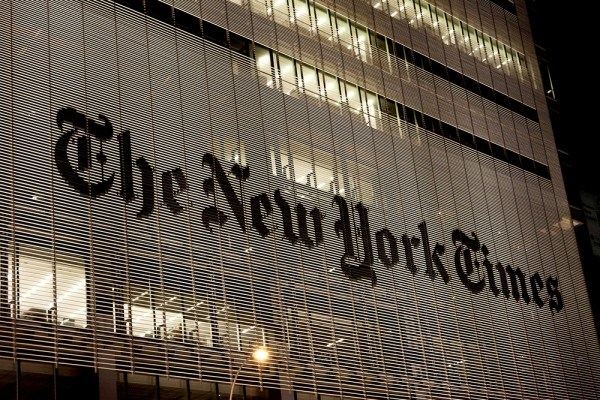 R3publicans:  The New York Times as Iago Undermining Peace Efforts by Sowing Suspicion