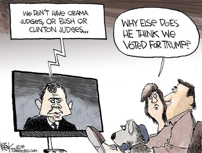 Obama Judges Trump Judges