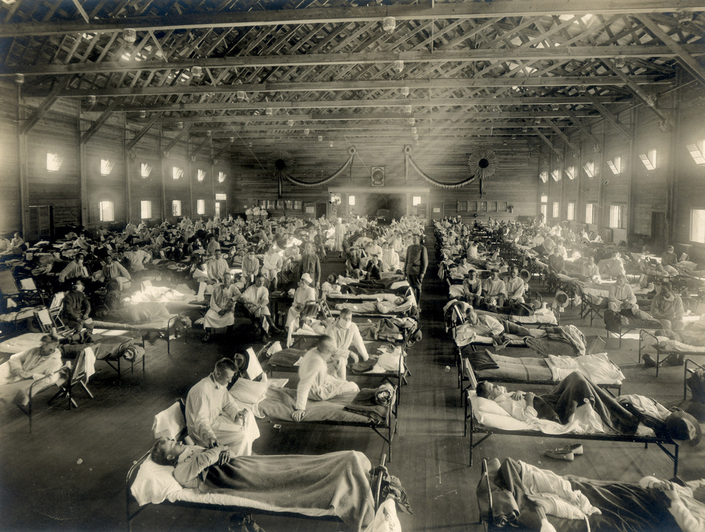 "Did a Military Experimental Vaccine in 1918 Kill Millions People Blamed as ""Spanish Flu""?"