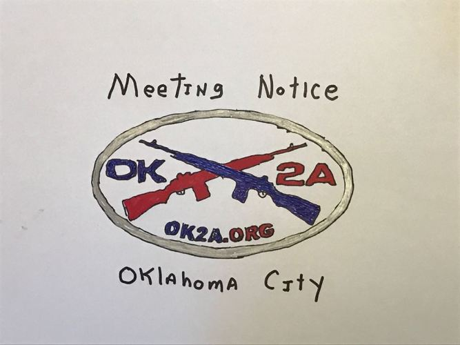 OK2A Meeting in OKC November 20th - Don Spencer presenting OK2A Survivor Award