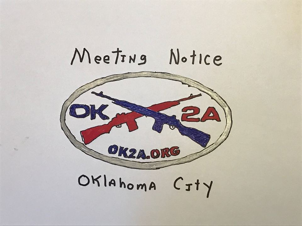 OK2A Meeting in OKC November 20th - Don Spencer presenting OK2A Survivor Award