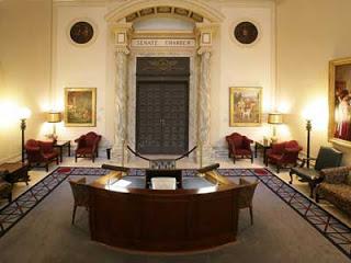 MuskogeePolitico:  OK Senate Republicans announce leadership for 57th Legislature