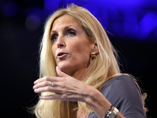 Breitbart Exclusive - Ann Coulter: GOP 'at Point of Extinction' Due to Mass Immigration
