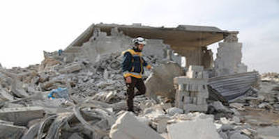 The White Helmets, alleged organ traders & child kidnappers…