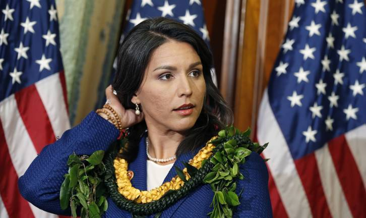R3publicans:  The System Would Love Tulsi Gabbard; But She Is Anti-War