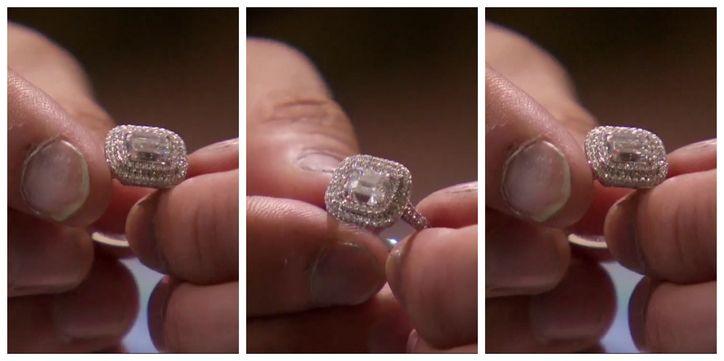 Whitney Bischoffs Neil Lane Engagement Ring Ok Heres