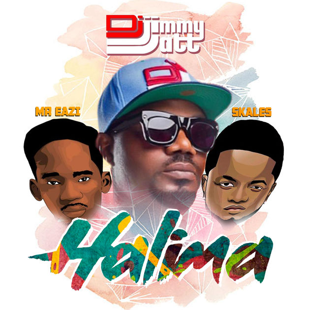 DJ Jimmy Jatt ft. Mr Eazi & Skales – Halima