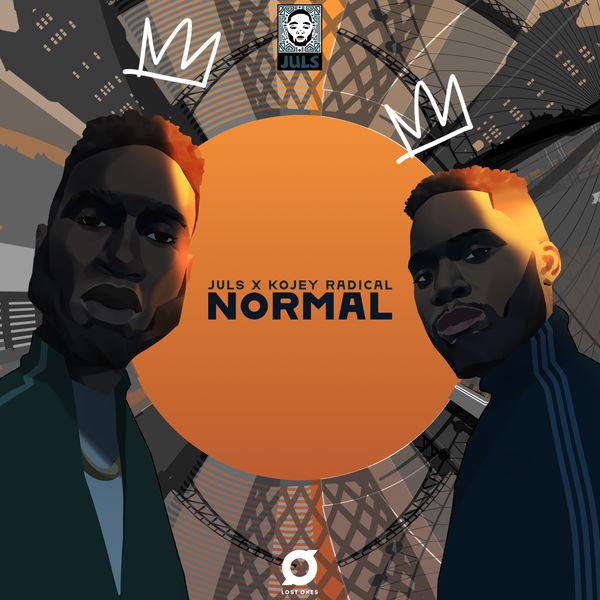 Juls ft. Kojey Radical – Normal artwork