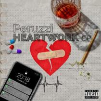 HeartWork EP Artwork