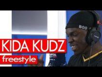 Kida Kudz Freestyles on Tim Westwood TV