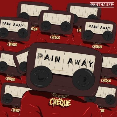 Superboy Cheque – Pain Away