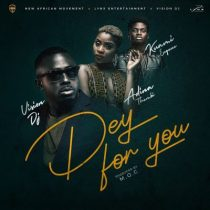 Vision DJ ft. Kuame Eugene & Adina – Dey For You