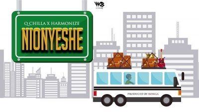 Q Chilla ft. Harmonize – Nionyeshe