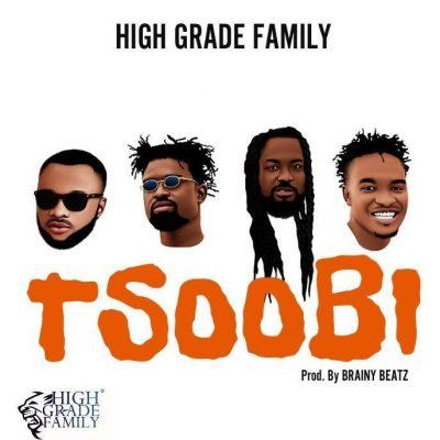 High Grade Family ft. Samini, Senario, Razben & Rowan – Tsoobi
