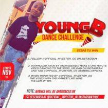Funnydawg - Akor | Young B Dance Challenge