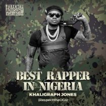 Khaligraph Jones – Best Rapper In Nigeria (Blaqbonez Diss)