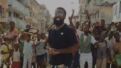 [Video] Afro B ft. Wande Coal – Amina (Remix)