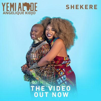 [Video] Yemi Alade & Angelique Kidjo – Shekere