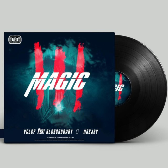 Vclef ft. Blessedbwoy & Meejay - Magic