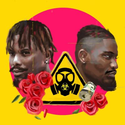 Ycee – Quarantunes EP Artwork