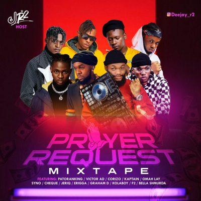 DJ R2 – Prayer Request Mixtape