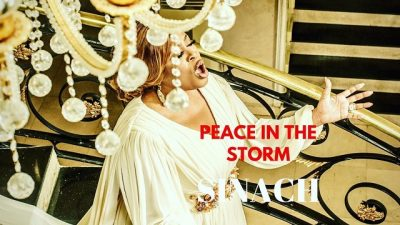 [Video] Sinach – Peace In The Storm