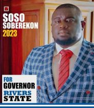 Music Executive, Soso Soberekon to run for Rivers State Governor in 2023