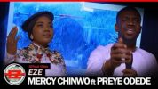 [Video] Mercy Chinwo ft. Preye Odede – Eze