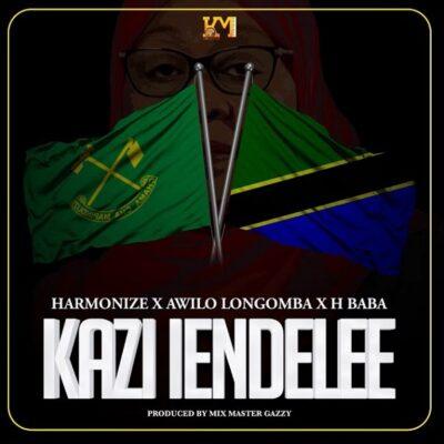 Harmonize ft. H Baba, Awilo Longomba – Kazi Iendelee